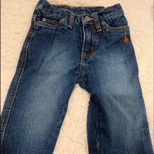 """Ralph Lauren"" ""polo"" infant jeans 24mth"